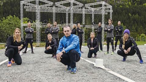 """Her er deltakerne i """"Råskap"""" på TV3"""