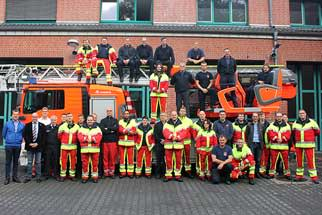 Falck wins ambulance tender in Cologne