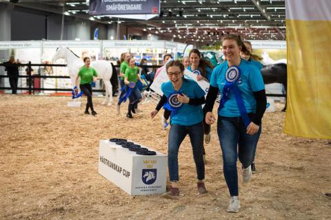 Mästarlaget från Lund vann superfinalen