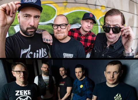 Millencolin och No Fun At All klara för Furuvik