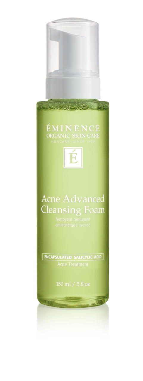 Eminence Oganics Acne Advanced cleansing foam