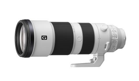 A Sony bejelentette a legújabb FE 200-600mm F5.6-6.3 G OSS szuper-telefotó zoom objektívjét