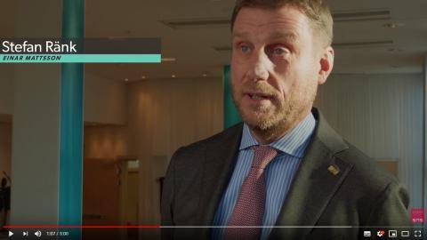 Einar Mattsson deltar i SNS nystartade forskningsprojekt Hållbar samhällsbyggnad