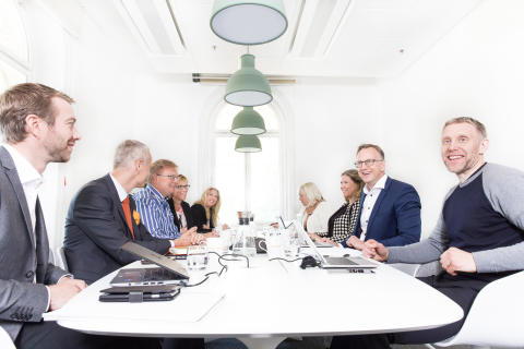 Semantix Finland kokous