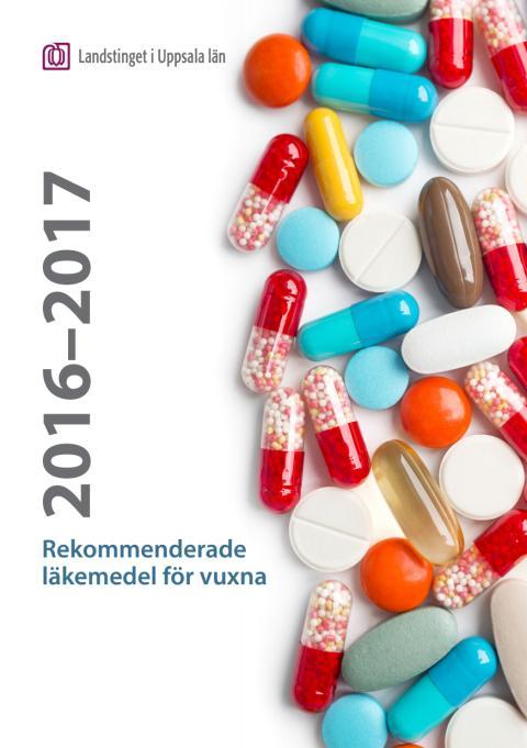 Rekommenderade läkemedel för vuxna 2016-2017