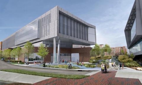 Skanska bygger lokaler för ingenjörsstudenter i North Carolina, USA, för USD 106 M, cirka 860 miljoner kronor