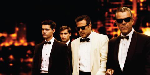 Makt och lögner i 50-talets Miami och ett kaosartat privatliv i helgens premiärfilm Win Win!