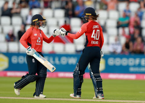 England Women Name Squad For Ashes IT20s