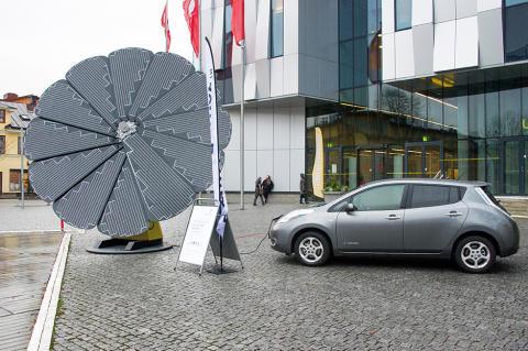 Svenska Solelmässan - fokus på ny miljöteknik