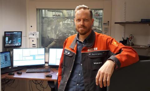Volvo och Högskolan utbildar framtidens ledare