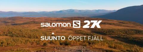 Salomon och Suunto blir nya partners i Fjällmaratonsammanhang inför veckan 2016