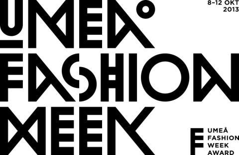 Nyhet 2013: Umeå Fashion Week Award  – lyfter fram den nya modedesignen i Umeå