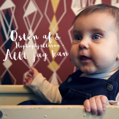 """Osten Af släpper singeln """" Allt jag kan"""" 27 maj."""