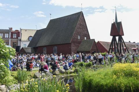 Juni och juli 2017 nya besöksrekord för Kulturen i Lund