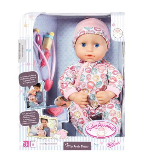 DreamToys2018_Baby_Annabell_Milly_Feels_Better
