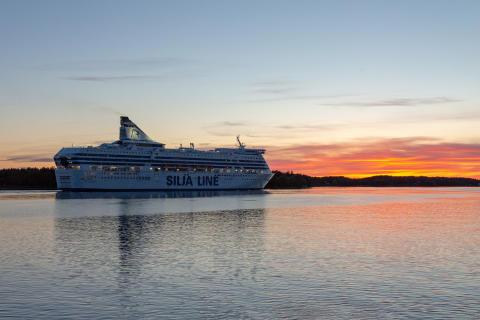 Silja Symphony – ett nyrenoverat och modernt fartyg