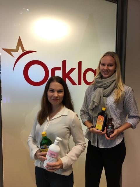 Orkla Care Oy:n kesätyöntekijät: Mikä jäi mieleen?