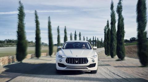 Bridgestones däck utvalda för Maseratis första suv