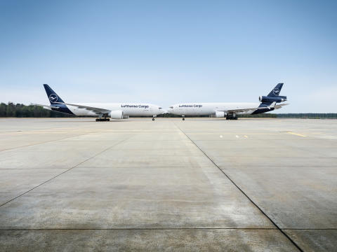 New Livery Freighters
