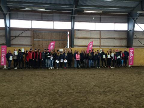 Folksam Hästkunskap Cup region Syd