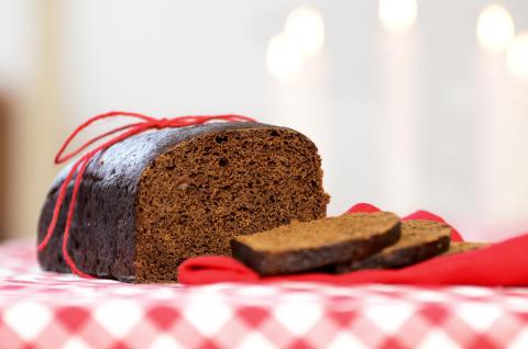 Till jul väljer vi klassiska brödsmaker: 76 % av det svenska vörtbrödet säljs i december