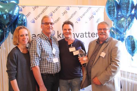 Eksjö finalister i Kranvattentävlingen 2015