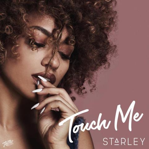 """Stjärnskottet Starley tillbaka med """"Touch Me"""""""