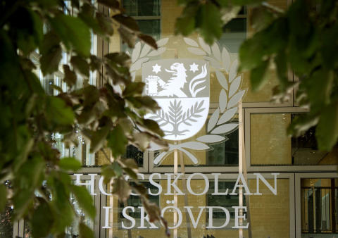 Tuff konkurrens om platserna på Högskolan i Skövde