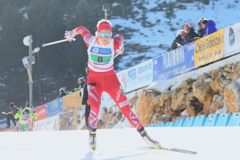 Turi Thoresen,stafett junior kvinner,junior-vm 2016
