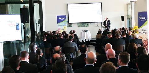 Präsentation Marc Gebauer (Geschäftsführer Lyreco Deutschland GmbH)