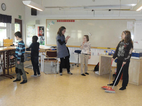 Presentation av forskningsrapport om Stora Teaterkursen
