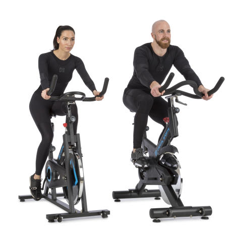 Spinnado Indoor Bikes 10032049 white ambiente