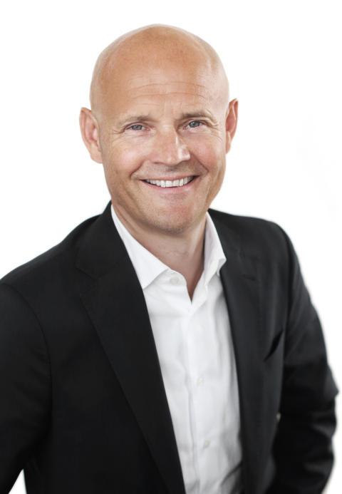 Lars Dahmén, VD Bonnier Tidskrifter.