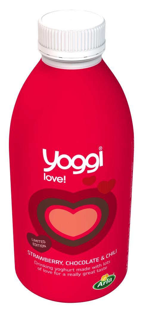Yoggi yalla sprider kärlek i sommar