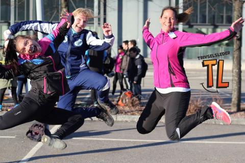 Velkommen til Trivselsseminar 7.mars - for mer aktivitet og inkludering i skolegården!