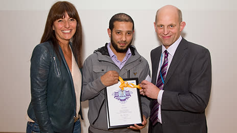 Mitie cleaner wins Colleague of the Year award at Great Ormond Street Hospital