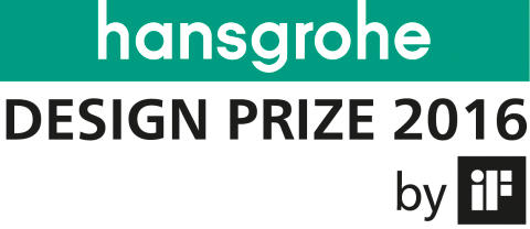 Logo_300 dpi_HANSGROHE DESIGN PRIZE 2016 by iF