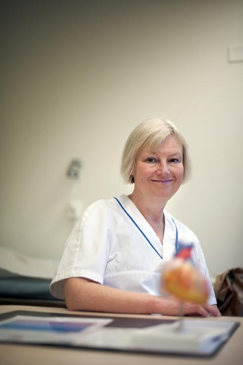 Risken att drabbas av ny stroke mer än halverad