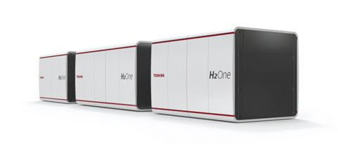 Toshiba to Supply H2One™ Hydrogen Energy System to Tokyu Construction