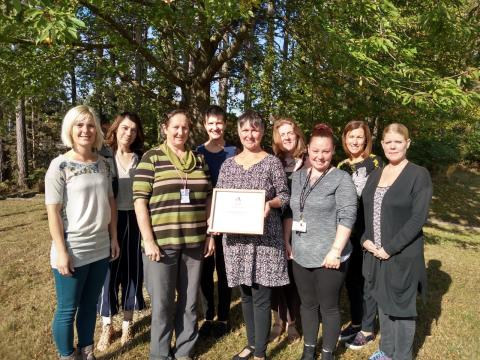 Moray Council's autism service receives national accreditation