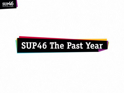 SUP46 Annual Community Infographic 2015