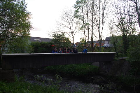 WATER LOT OF FUN: First Rochdale Scout Group's Scouts and Explorers set out to become Junior River Stewards