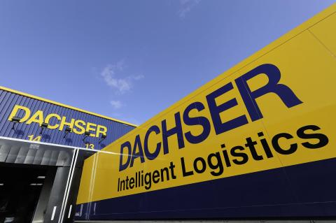 Dachser på Transport Logistic 2015
