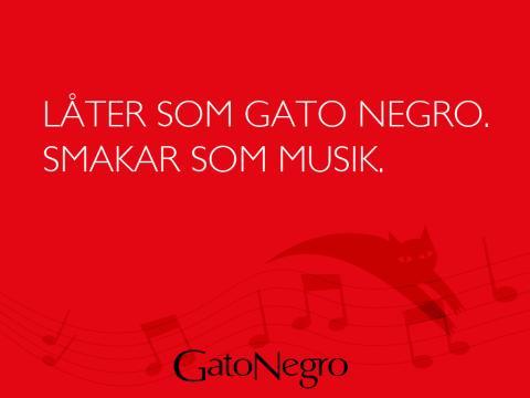 Gato Negro utforskar hur musik påverkar vinets smak
