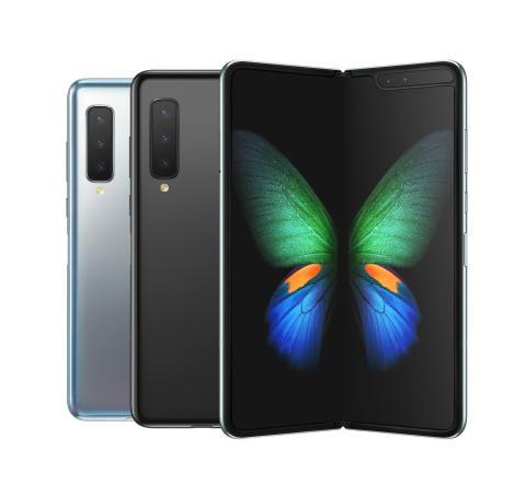 Samsung Galaxy Fold kommer nu til Danmark