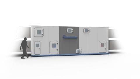 Inom kort lanserar vi ClimateMachines™ Modul- och Enhetsaggregat för luftbehandling