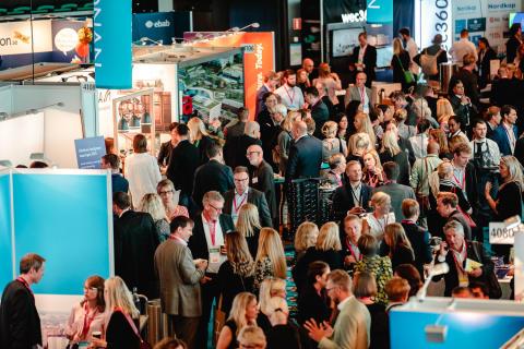 I am Home deltar på Business Arena Malmö
