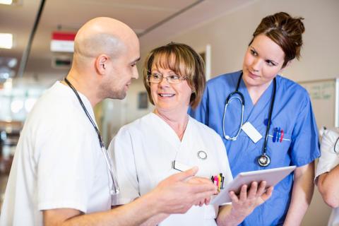 Nye muligheter innen helse med Big data og SAP