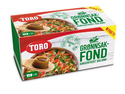 TORO Grønnsaksfond