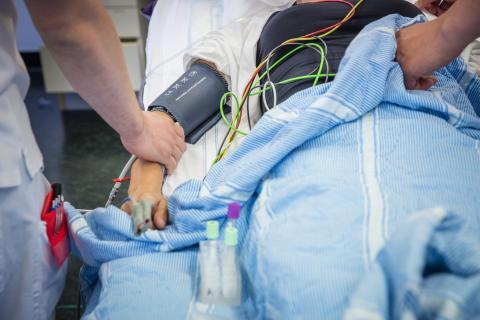 Snabbare behandling vid sepsis är målet på Norrlands universitetssjukhus